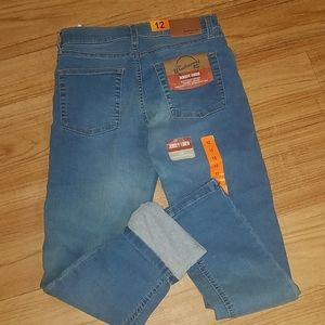 Weatherproof jeans for girl size 12